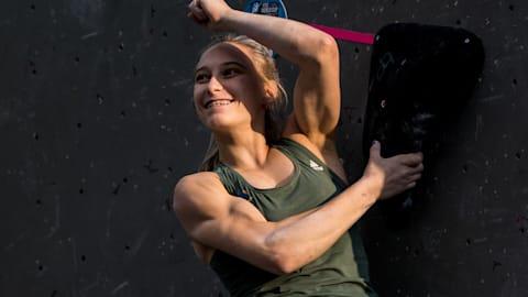 Sport Climbing star Janja Garnbret - Meet the history making World Champ