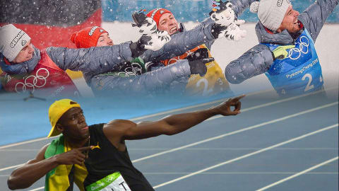 Are you up for the challenge, Usain?