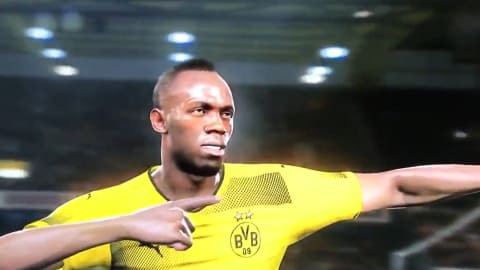 Bolt believes in football future