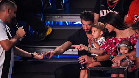 Michael Phelps sobre seu filho: Boomer está se transformando em um