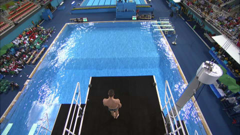 Saltos: final plataforma 10m masculina | Reviviendo Río 2016