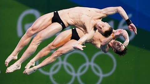 David Boudia: mis mejores momentos en Río