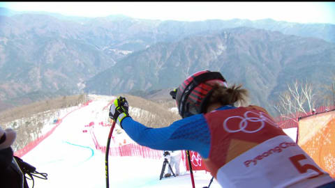 Women's Downhill - Alpine Skiing | PyeongChang 2018 Replays