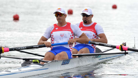 Sinkovic brothers claim first men's pair world crown