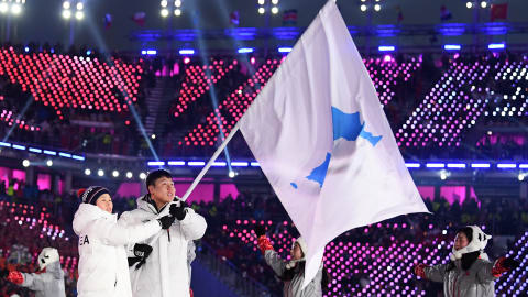 North and South Korea agree to joint candidature for 2032 Olympic Games