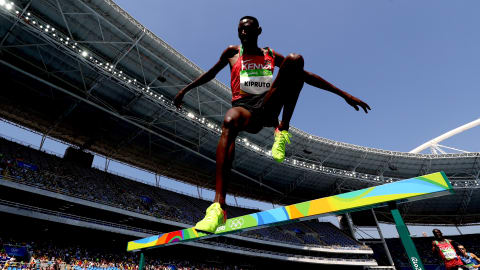Olympic Champion Conseslus Kipruto unhurt after car accident