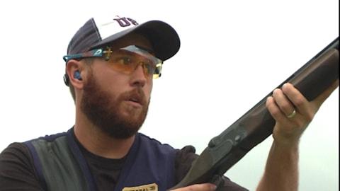 文森特·汉考克创造射击历史