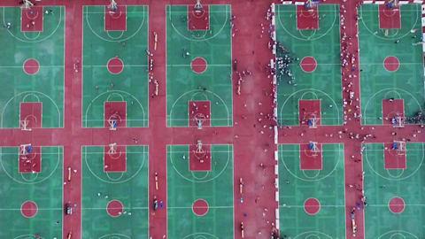 야오밍 효과: 중국 시골과 소수민족에서의 농구