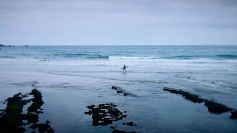 Day 4 | UR ISA World Surfing Games - Tahara