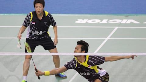半决赛 | VICTOR China Open - 常州