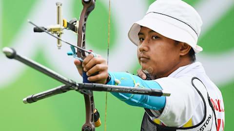Riau Ega Agatha: My Rio Highlights