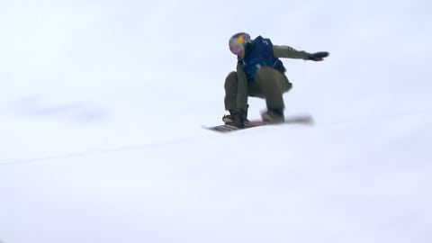 Mark McMorris becomes the first man to defend title at US Open