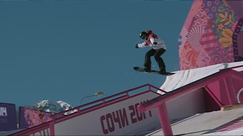 McMorris clinches snowboard slopestyle bronze | Sochi 2014