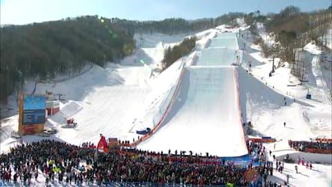 Men's Slopestyle Finals - Snowboard | PyeongChang 2018 Replays