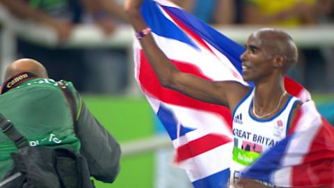 Rio Re-Live: 5000 Meter, Finale der Männer