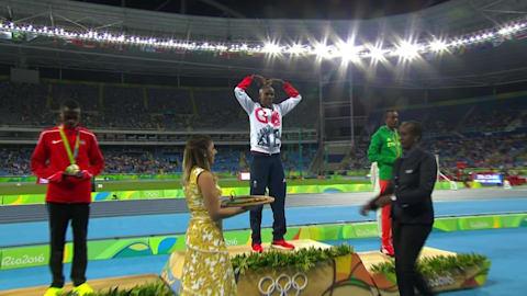 Rio Re-Live: 10000 Meter, Finale der Männer