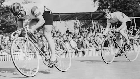 山地自行车,小轮车和奥运自行车馆 - 自行车现代运动方式