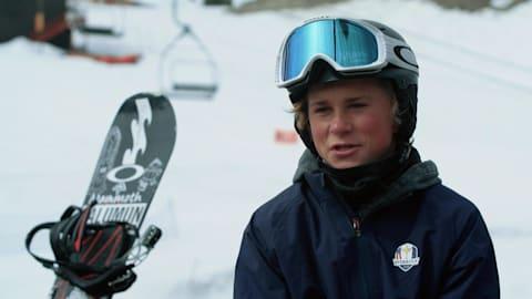 Meet the next Shaun White of U.S. snowboarding