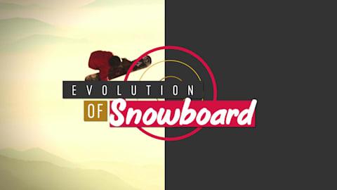 Evolution of Snowboarding