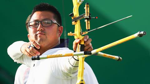 Kim Woojin: mis mejores momentos en Río