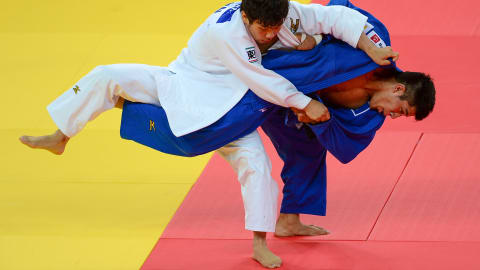 What you need to know about the 2018 IJF Judo World Championships in Baku