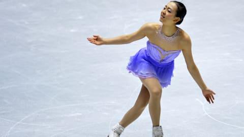 浅田真央:「羽生結弦は史上最高のスケーター」