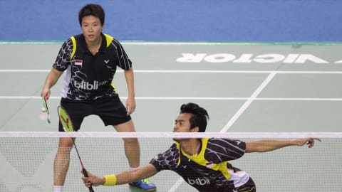 نصف النهائي   VICTOR China Open - تشانغتشو
