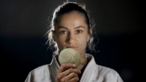 How Majlinda Kelmendi's historic Olympic medal put Kosovo on the map