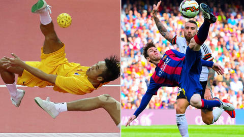 Is this the perfect sport for Messi and Ronaldo?