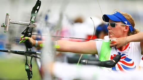 The beauty of Archery