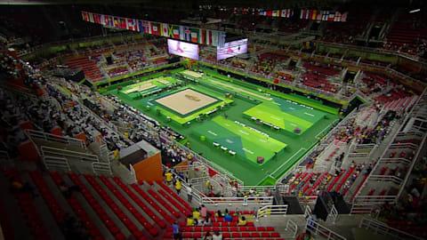الجمباز الفني   ريو 2016