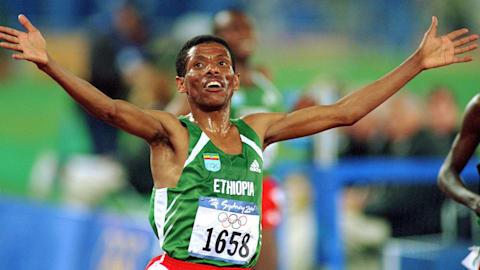Haile Gebrselassie reflects on his career