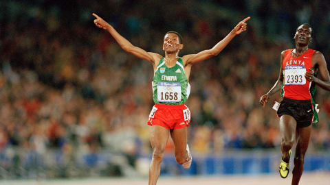 Where are they now? Haile Gebrselassie's legend lives on