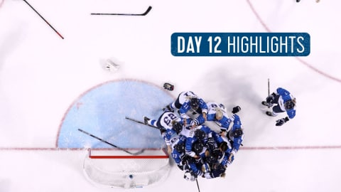 Highlights Giorno 12 | Pyeongchang 2018