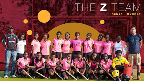 فريق Mount Kenya University للهوكي