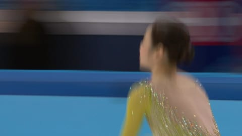 Kim Yuna (KOR)| Women's Figure Skating - Sochi 2014 Replays