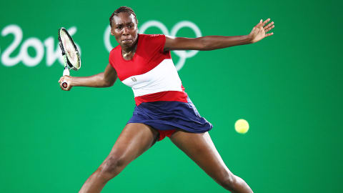 Venus Williams: My Rio Highlights