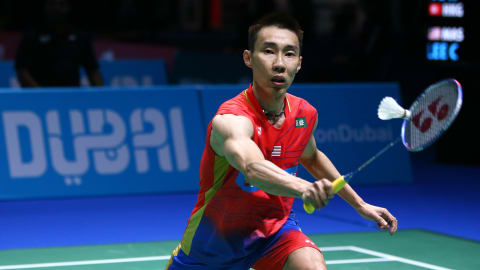 Malaysia's Lee Chong Wei diagnosed with early-stage nose cancer