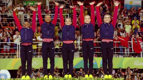 Postcards from Rio - Day 5: girl power