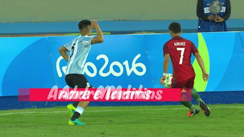 أسئلة سريعة: مع لاعبَيّ كرة القدم البرتغاليين