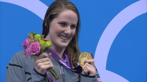 Missy moves on from Rio