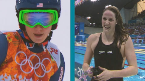 Miki and Missy: Gold medal buddies