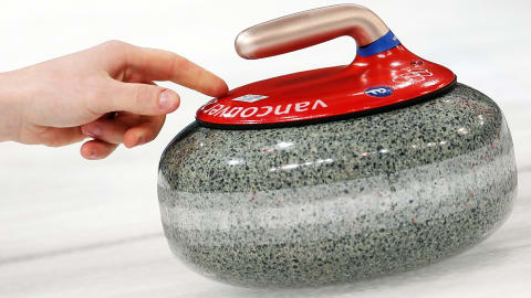 Curious about curling stones?