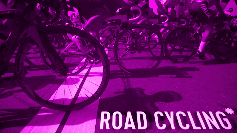 I want to ride my bicycle: Road Cycling facts