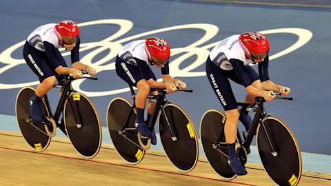Team GB Cycling Reclaim Gold in Beijing & London
