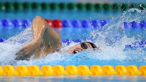 USA beat world record in Women's 4x100 medley relay | London 2012 Replays