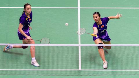 決勝   VICTOR中国オープン - 常州