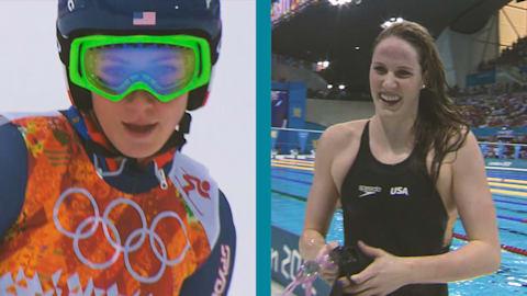 بطلتان أولمبيتان وأفضل صديقتينAR