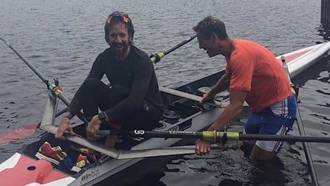 布拉德利·维金斯能否和顶尖赛艇选手一战?