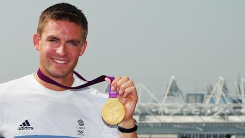 Der dreifache Olympiasieger Pete Reed tritt zurück